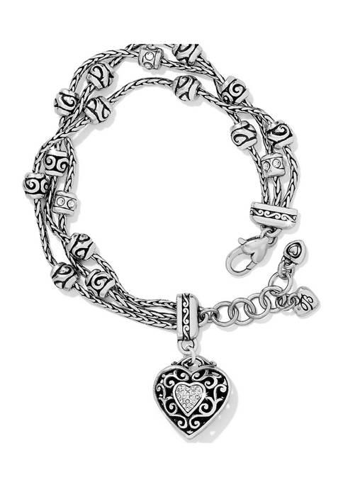 Brighton® Reno Heart Bracelet