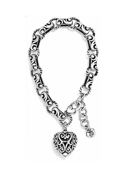 Bibi Heart Bracelet