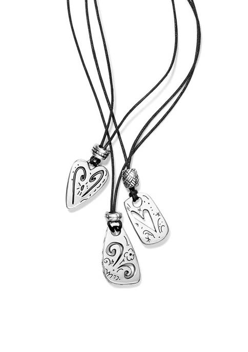 Brazilian Multi Charm Necklace