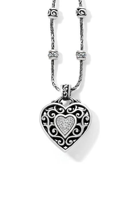 Reno Heart Necklace