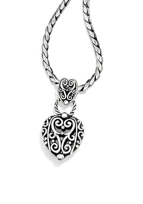 Bibi Heart Necklace