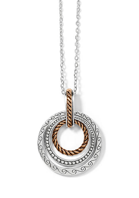 Rapture Rings Necklace