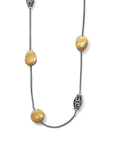 Mediterranean Long Necklace