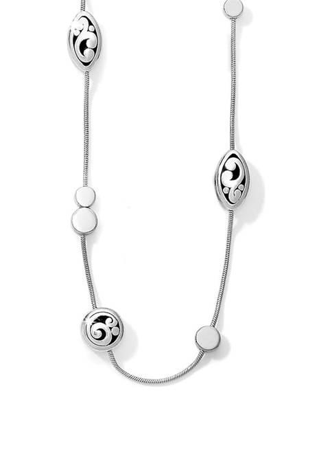 Contempo Long Necklace