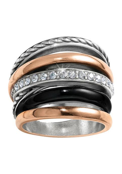 Neptunes Rings Black Ring