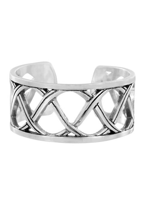 Christo Sydney Narrow Ring
