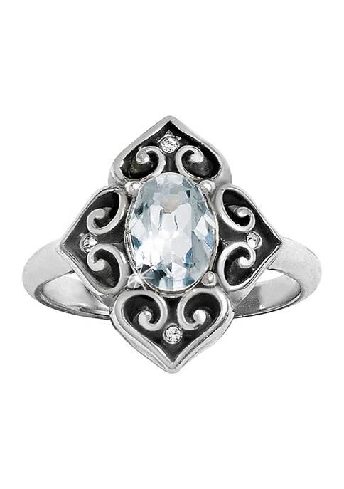 Alcazar Chrystalline Ring