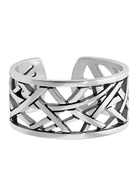 Christo Meridian Zenith Narrow Ring