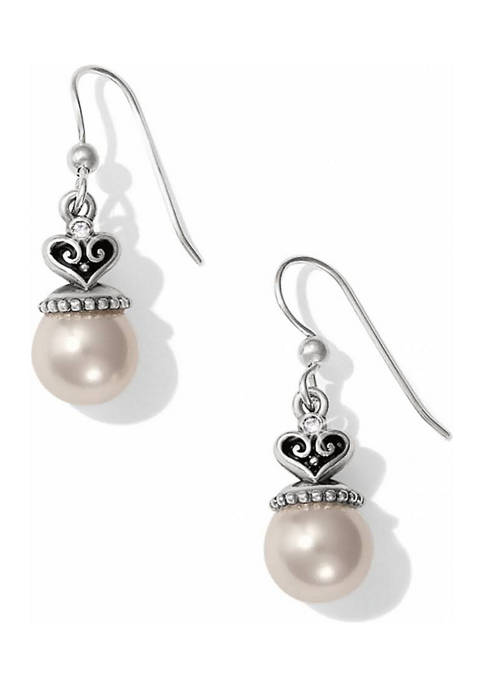 Brighton® Alcazar Pearl Drop French Wire Earrings