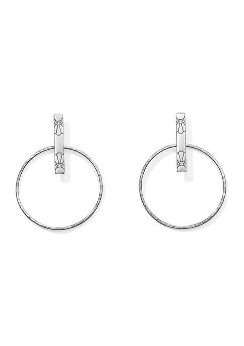 Brighton® Marrakesh Soleil Post Hoop Earrings