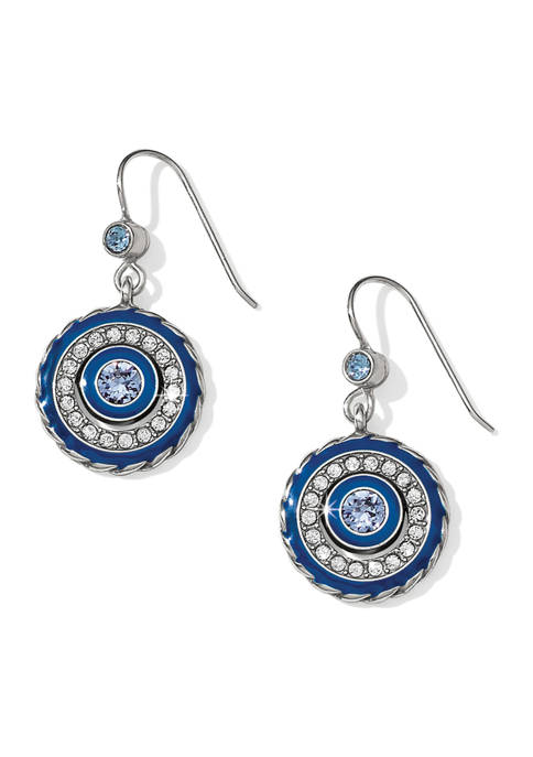 Brighton® Halo Eclipse French Wire Earrings