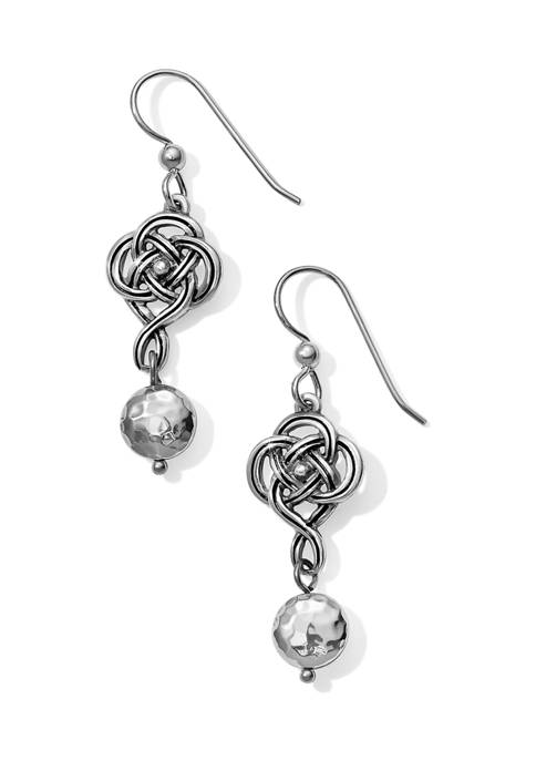 Brighton® Interlok Knot French Wire Earrings