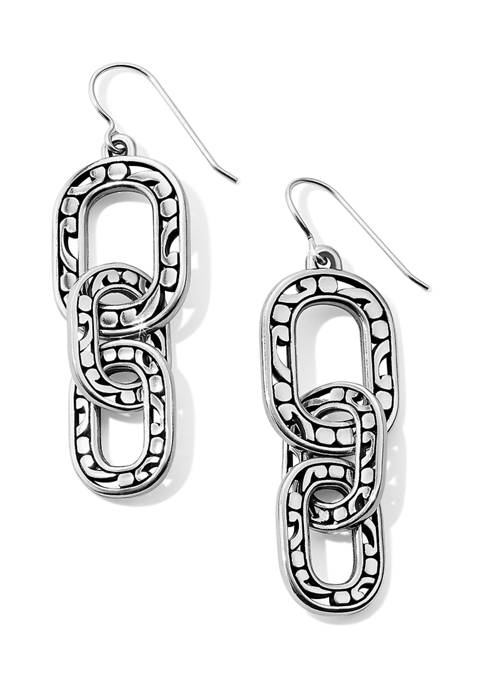 Brighton® Contempo Linx French Wire Earrings