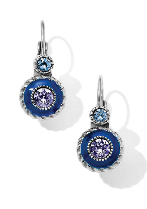 Brighton® Halo Eclipse Lever Back Earrings