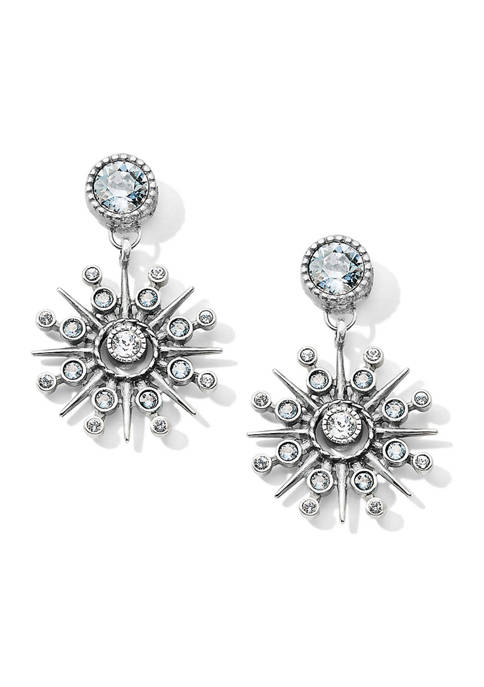 Brighton® Halo Ice Drop Earrings