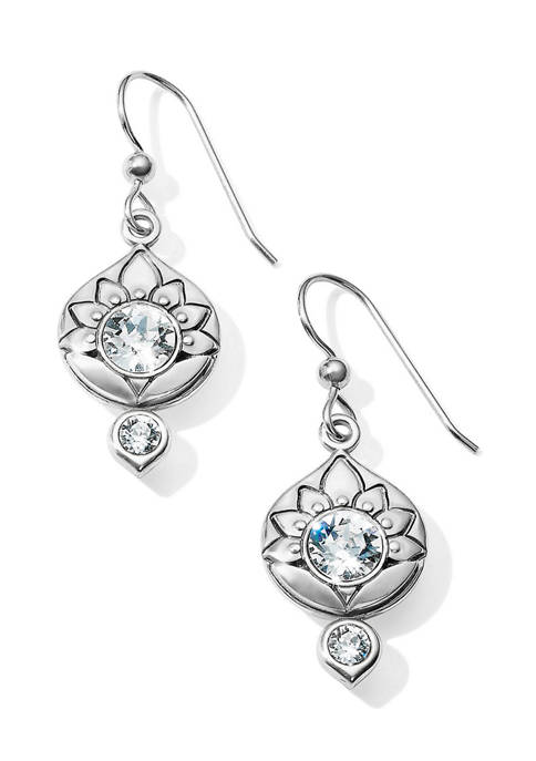 Journey To India Petite French Wire Earrings
