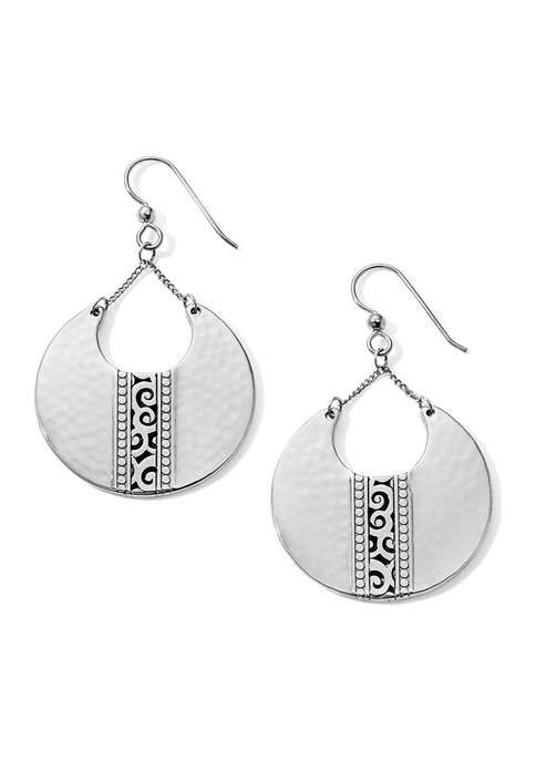 Brighton® Mingle Disc Large French Wire Earrings