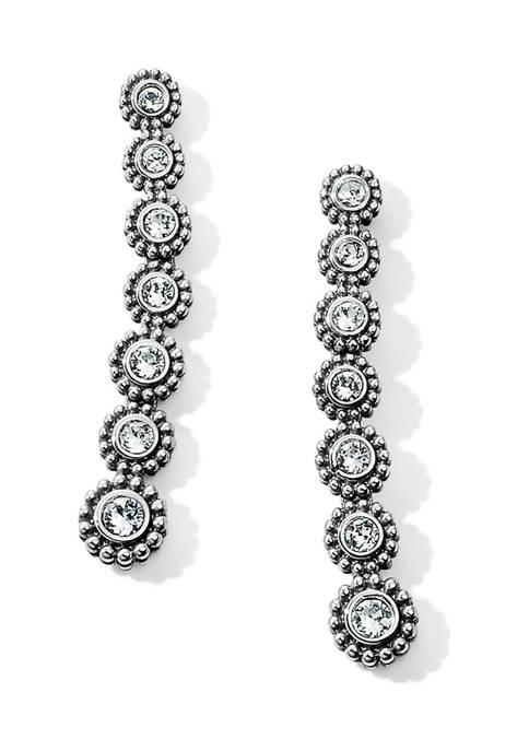 Brighton® Twinkle Splendor Long Post Drop Earrings