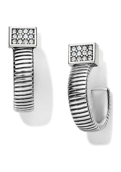 Brighton® Meridian Zenith Tubogas Hoop Earrings