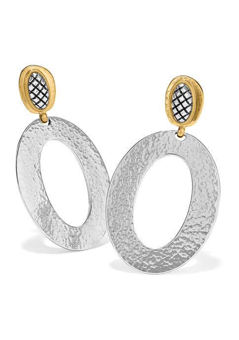 Brighton® Ferrara Artisan Two Tone Drop Earrings