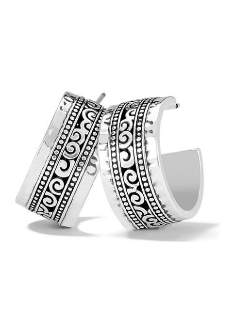 Mingle Adore Post Hoop Earrings