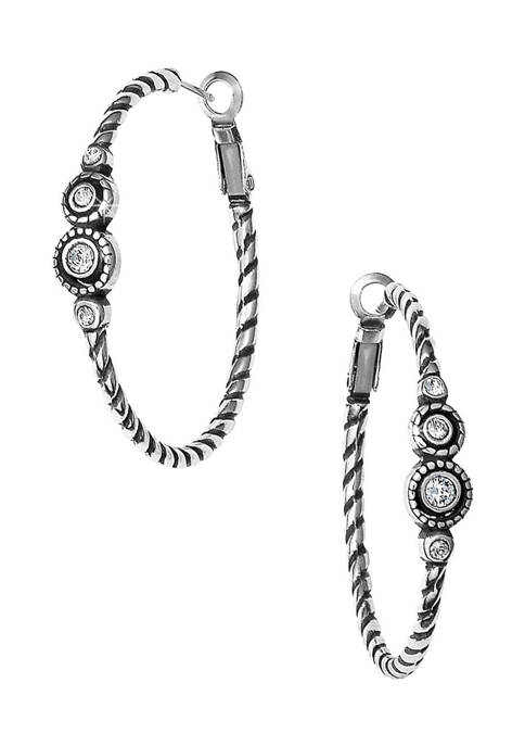 Brighton® Halo Hoop Earrings