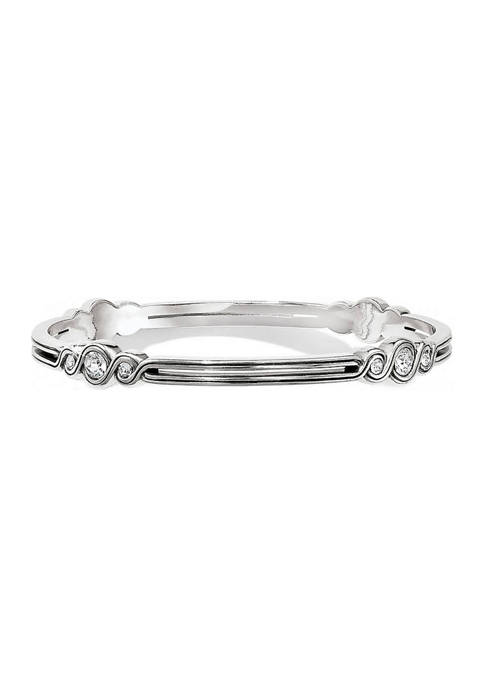 Brighton® Infinity Sparkle Bangle