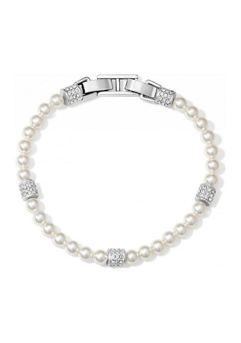Brighton® Meridian Petite Pearl Bracelet