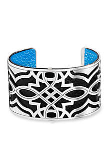 Christo Paris Cuff Bracelet