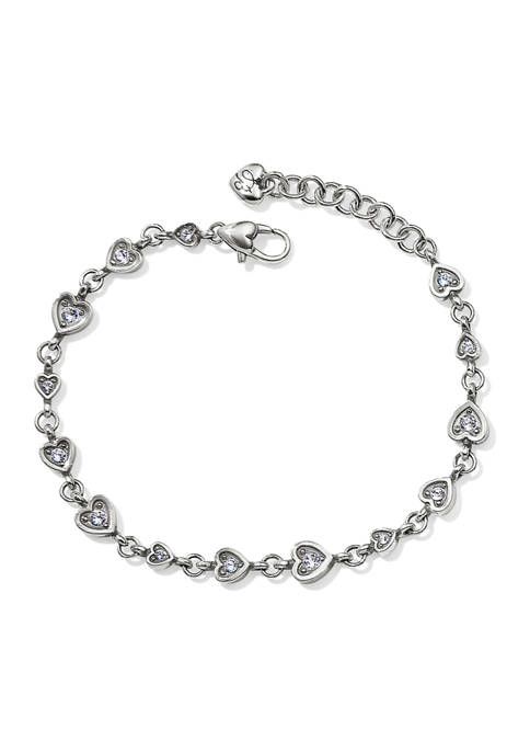 Brighton® Meridian Love Notes Bracelet