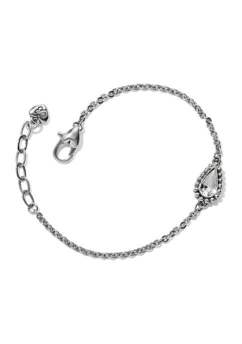 Twinkle Teardrop Soft Bracelet