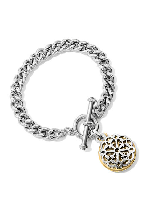 Brighton® Ferrara Two Tone Toggle Bracelet