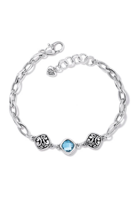 Elora Gems Sky Bracelet