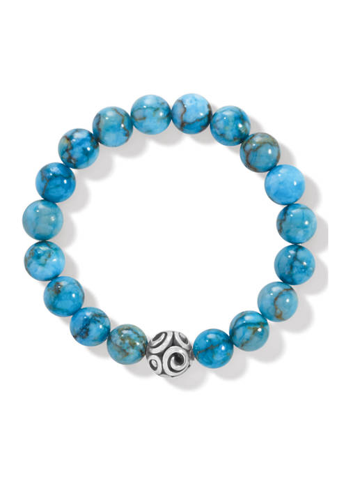 Brighton® Contempo Chroma Turquoise Stretch Bracelet