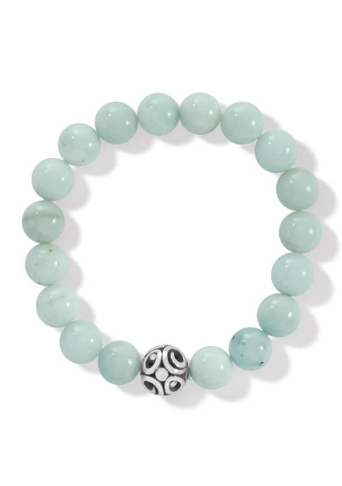 Contempo Chroma Amazonite Stretch Bracelet