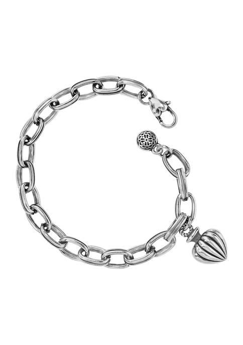 Brighton® Amphora Bracelet in Sterling Silver