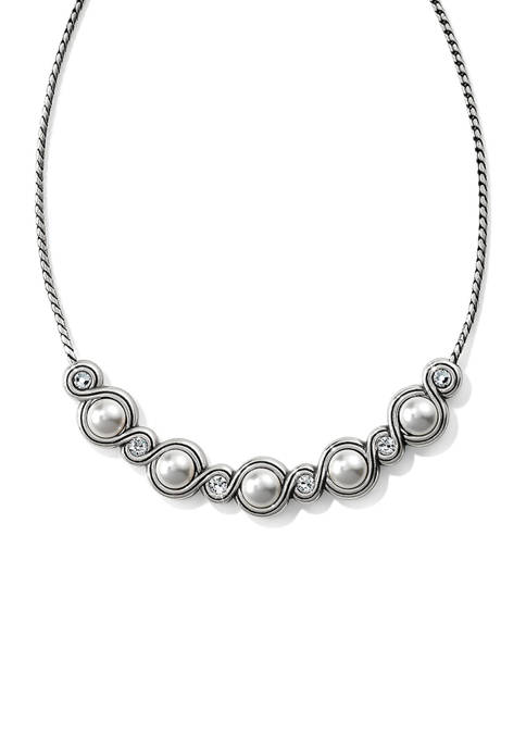 Brighton® Infinity Pearl Necklace