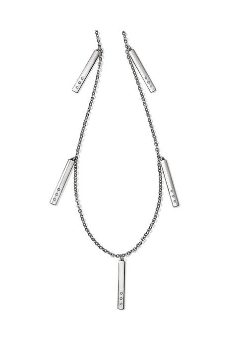 Brighton® London Groove Bar Reversible Long Necklace