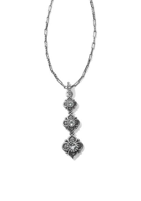 Alcazar Trio Short Necklace