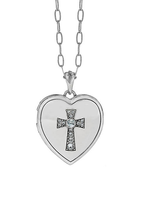 Call to Love Heart Necklace