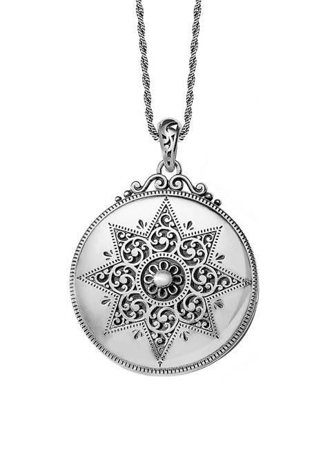 Etoile Locket Necklace