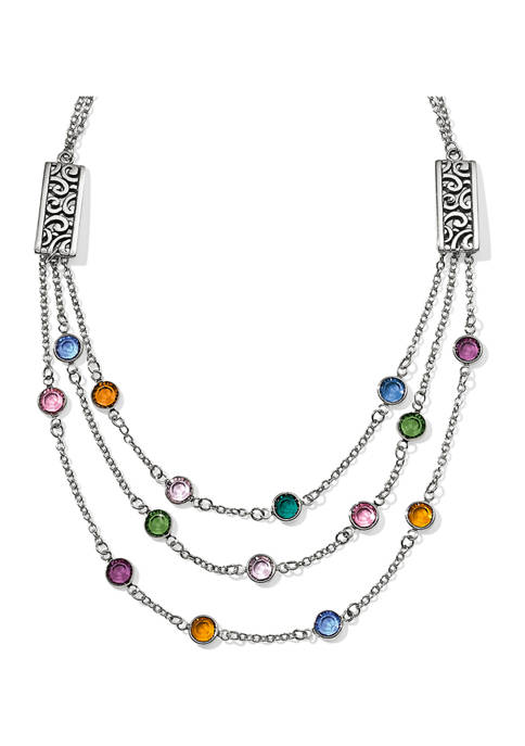 Brighton® Elora Gems Multi Layer Necklace