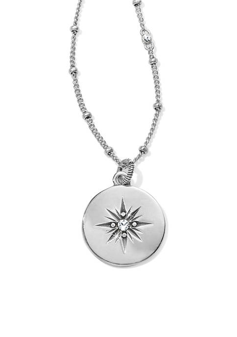 Brighton® Coastline Compass Petite Necklace