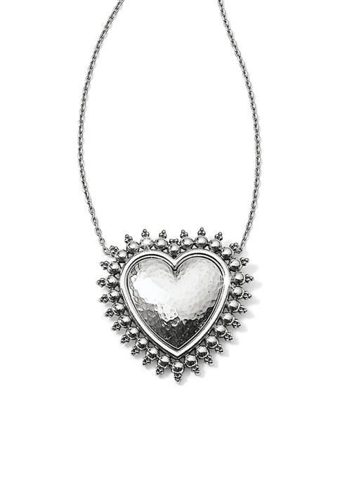 Telluride Heart Necklace