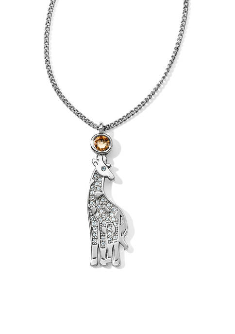Brighton® Africa Stories Safari Giraffe Necklace