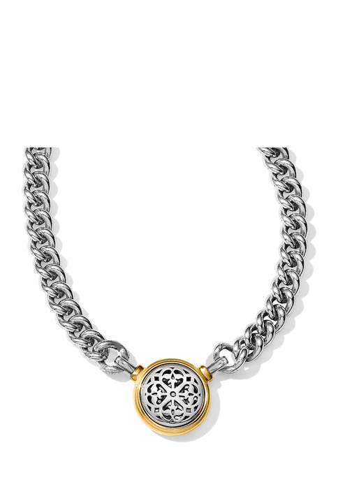 Ferrara Two Tone Necklace