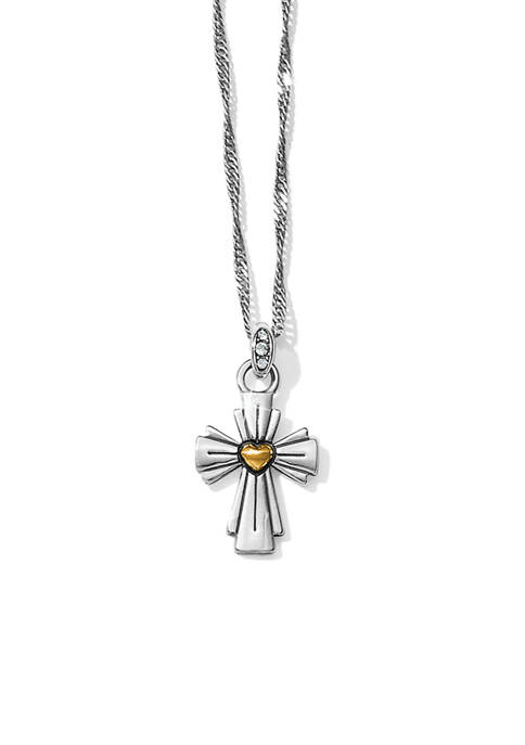 Brighton® Wayfarers Cross Necklace