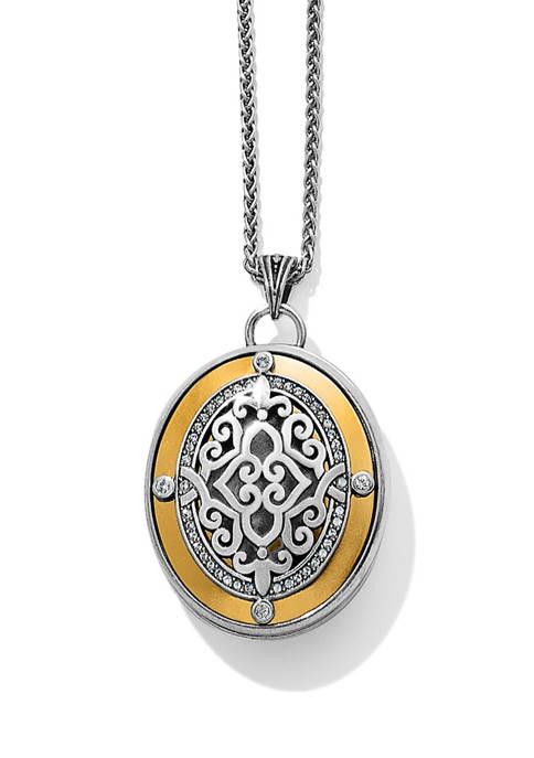 Brighton® Intrigue Convertible Locket Necklace