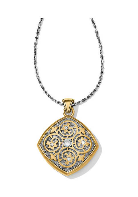 Pink City Reversible Short Necklace