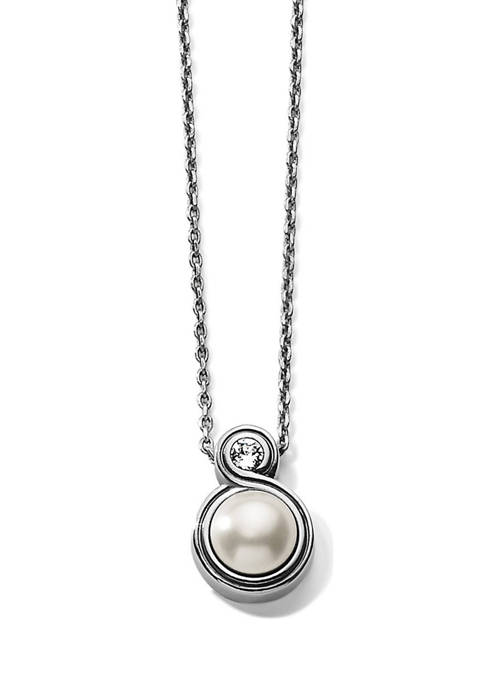Brighton® Infinity Sparkle Petite Necklace